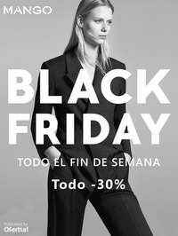 Black Friday. Todo el fin de semana