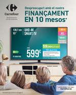 Ofertas de Carrefour, Despreocupa't amb el nostre finançament en 10 mesos