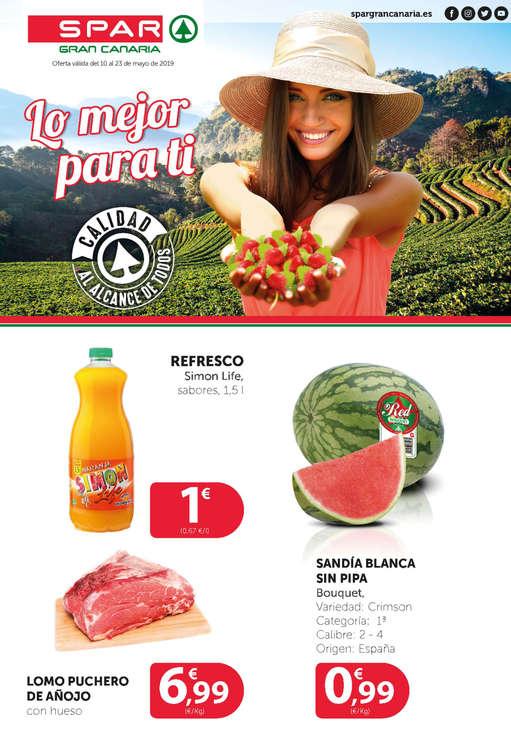 Ofertas de SPAR Gran Canaria, Lo mejor para ti