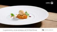 La gastronomía, un eje estratégico de NH Hotel Group