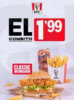 Ofertas de KFC, El combito