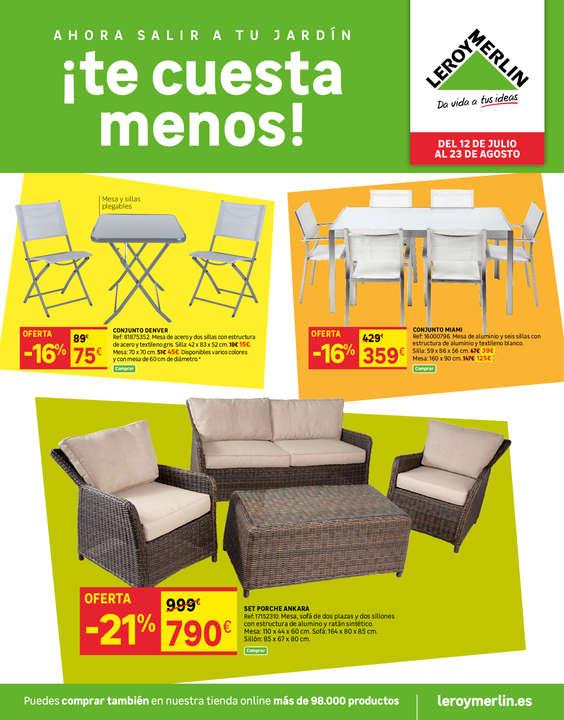 Comprar Conjunto mesa y sillas comedor barato en Coslada - Ofertia