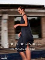 Ofertas de Adolfo Domínguez, Tu te mueves, él te sigue