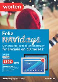 Feliz Navidays