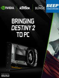 Bringing Destiny 2 to PC