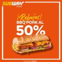 bbq pork al 50%