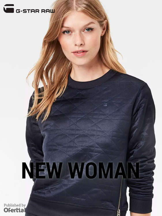 Ofertas de G-Star, New Woman