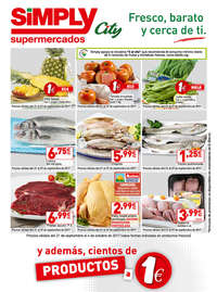 Cientos de productos a 1€