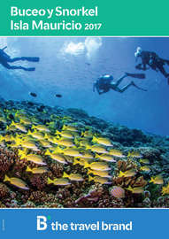 Buceo & Snorkel - Isla Mauricio 2017
