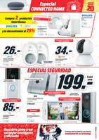 Ofertas de Media Markt, Especial Connected Home