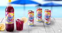 Tinto de Verano Zero con Limón, refrescante bebida sin alcohol ni azúcar