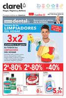 Ofertas de Clarel, Semana de los limpiadores de hogar