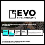 Ofertas de Evo Banco, Cuenta ahorro