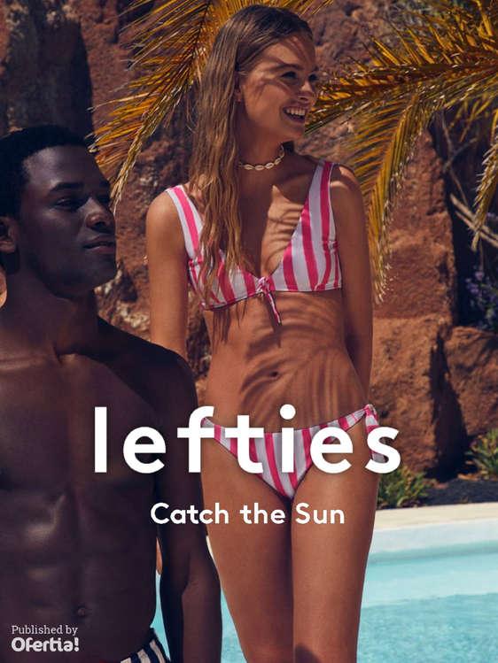 Ofertas de Lefties, Catch the Sun