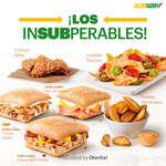 Ofertas de Subway, Los inSUBperables