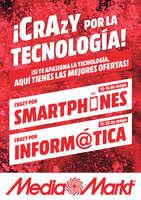 Ofertas de Media Markt, ¡Crazy por la tecnología!