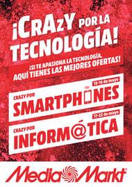 ¡Crazy por la tecnología!