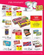 Ofertas de Carrefour, ¡Feliz Aniversario!