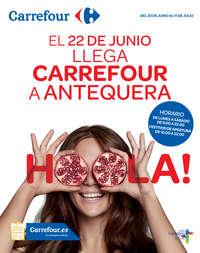 El 22 de junio llega Carrefour a Antequera