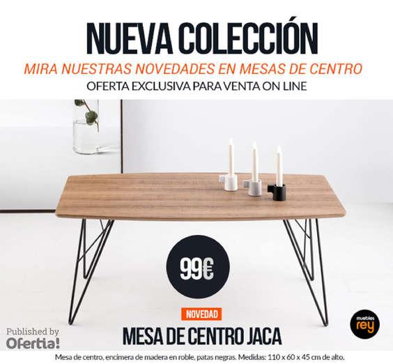 Muebles Rey – Ofertas, catálogo y folletos - Ofertia