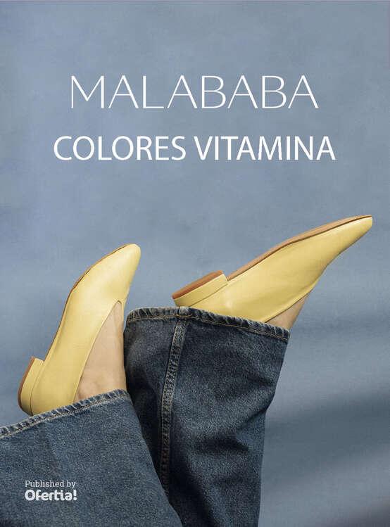 Ofertas de Malababa, Colores vitamina