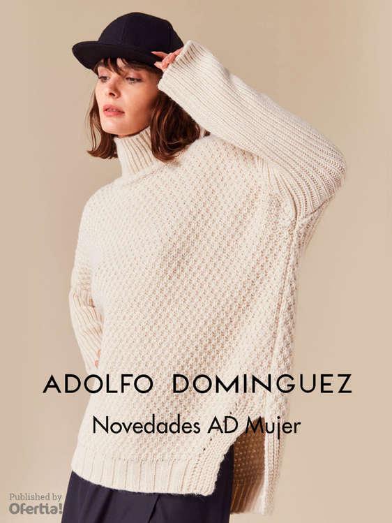 Ofertas de Adolfo Domínguez, Novedades AD Mujer
