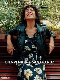 Bienvenida a Santa Cruz