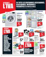 Ofertas de Carrefour, Estalvia't IVA