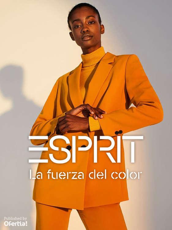 Ofertas de Esprit, La fuerza del color