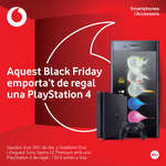 Ofertas de Vodafone, Aquest Black Friday emporta't de regal una Playstation 4