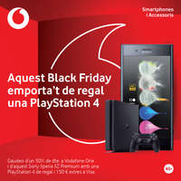 Aquest Black Friday emporta't de regal una Playstation 4