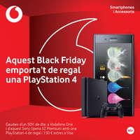Aquest Black Friday emporta't de regal una Playstation 4