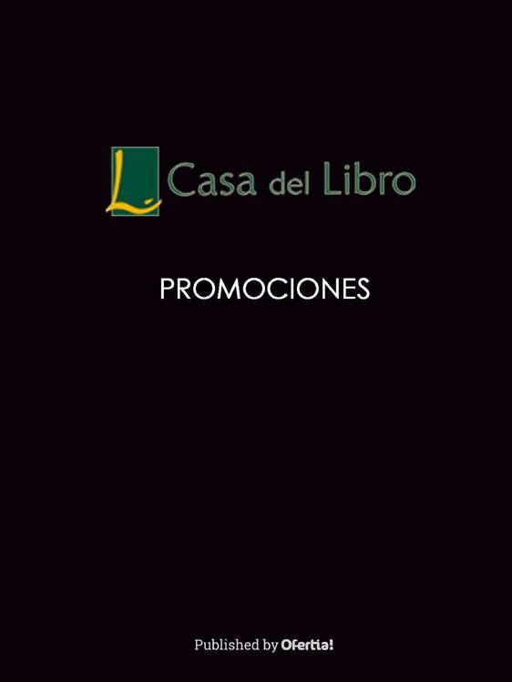 Ofertas de Casa del Libro, Promociones libros