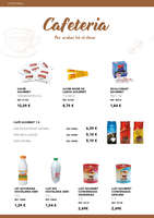 Ofertas de GM Cash & Carry, Tornada a la rutina