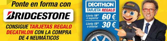 Ofertas de Confort Auto, Ponte en forma con Bridgestone