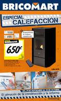 Ofertas de Bricomart, Especial calefacción - Málaga