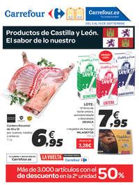 Productos de Castilla y León. El sabor de lo nuestro