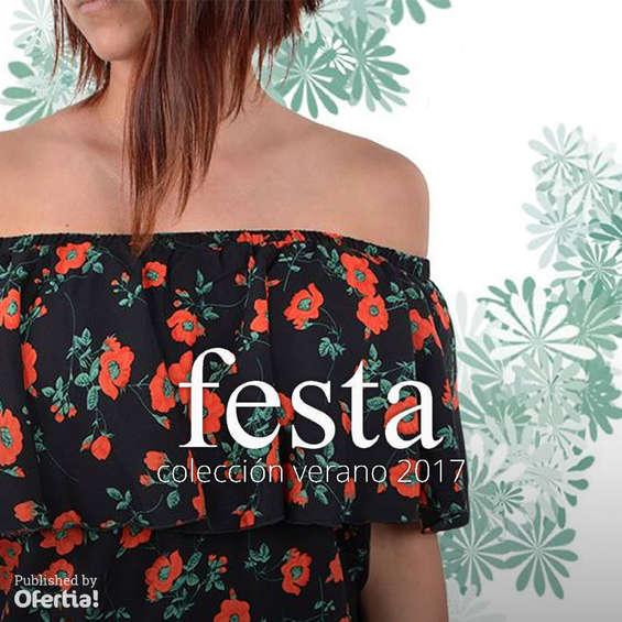 Ofertas de Festa, Colección Verano 2017