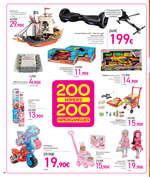 Ofertas de Carrefour, 200 Hípers, 200 Hipergangues