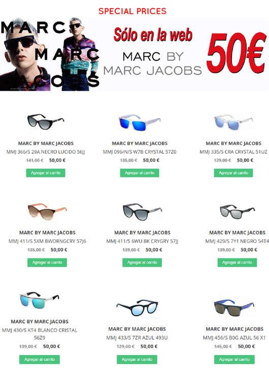 Ofertas de Cottet, Marc Jacobs