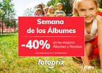 Ofertas de Fotoprix, Semana de los álbumes