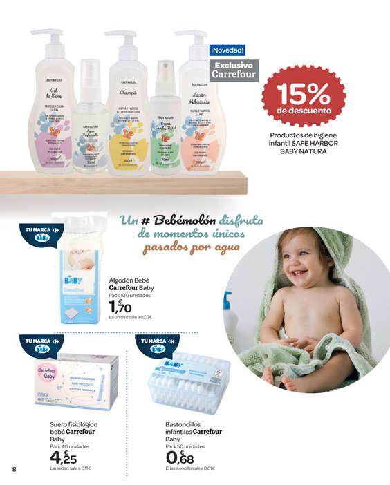 Ofertas de Carrefour, Bebé