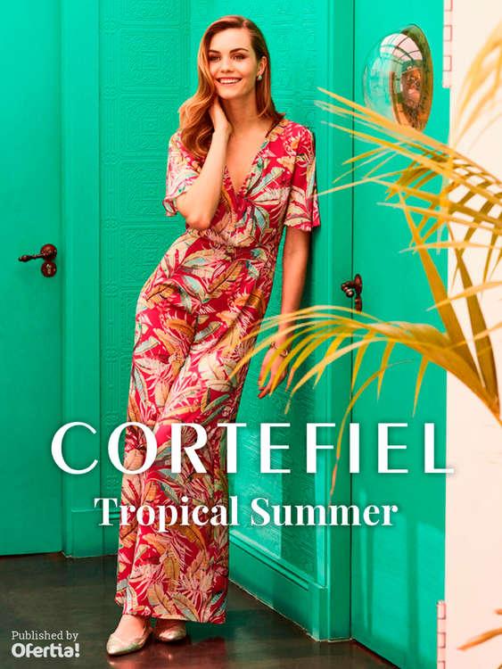 Ofertas de Cortefiel, Tropical Summer