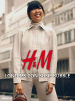 Ofertas de H&M, Londres con Susie Bubble