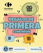 Ofertas de Carrefour, Regalos de primera comunión