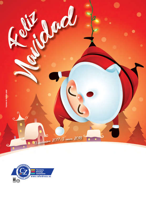 Ofertas de Coferdroza, ¡Feliz Navidad!