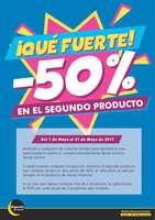 Ofertas de Gigante del Colchón, ¡Qué fuerte! -50% en el segundo producto