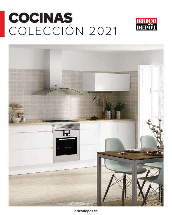 Ofertas de Bricodepot, Cocinas Colección 2021