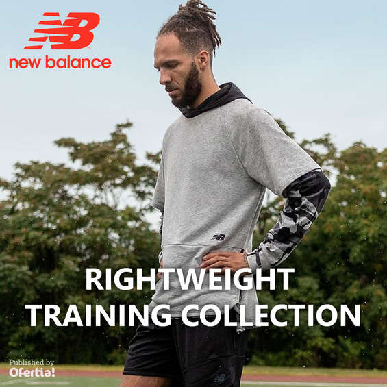 Ofertas de New Balance, Rightweight training collection