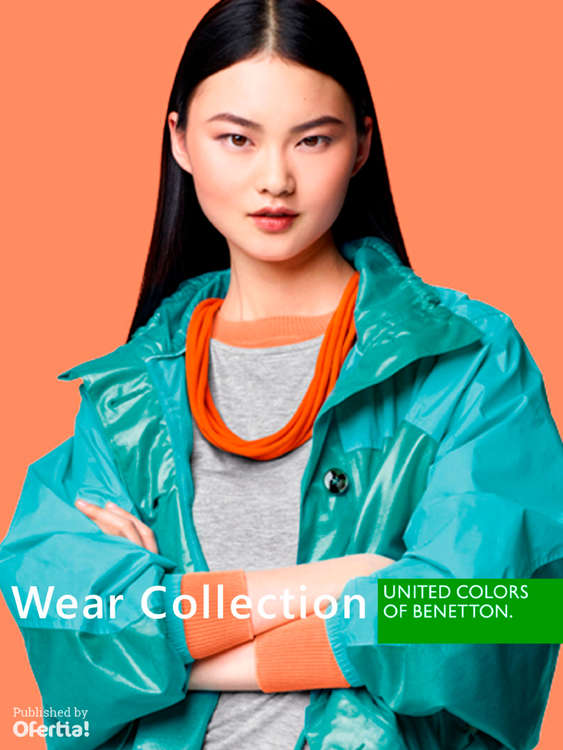Ofertas de United Colors Of Benetton, Wear Collection -Woman